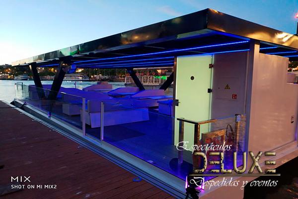Alquiler de Barco Solar en Sevilla