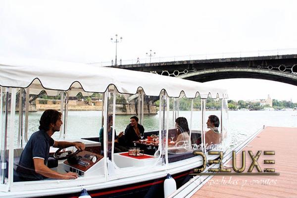 Alquiler de Barco Ecológico en Sevilla